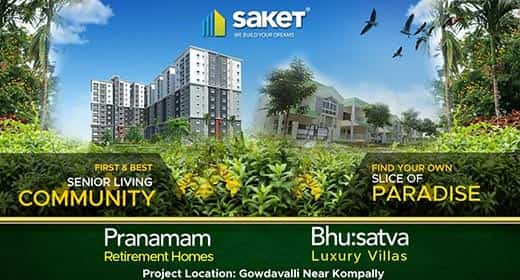 TOP-CLASS HOUSING SOLUTIONS FOR WEALTHY RESIDENTS & ELITE SENIOR NRIS IN INDIA